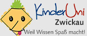 Button mit Link zur KinderUni